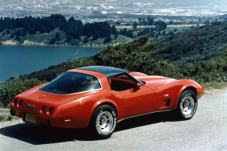 1979 Corvette Coupe