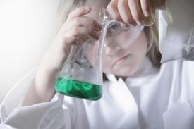 There are many science projects you can do using common household materials.