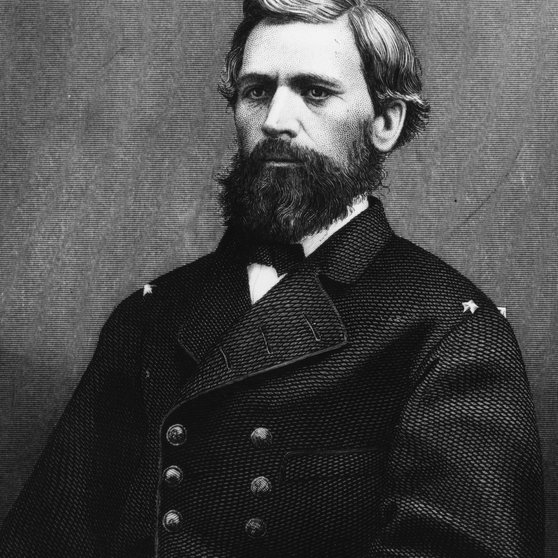 Union Army General Otis Howard (1830–1909)
