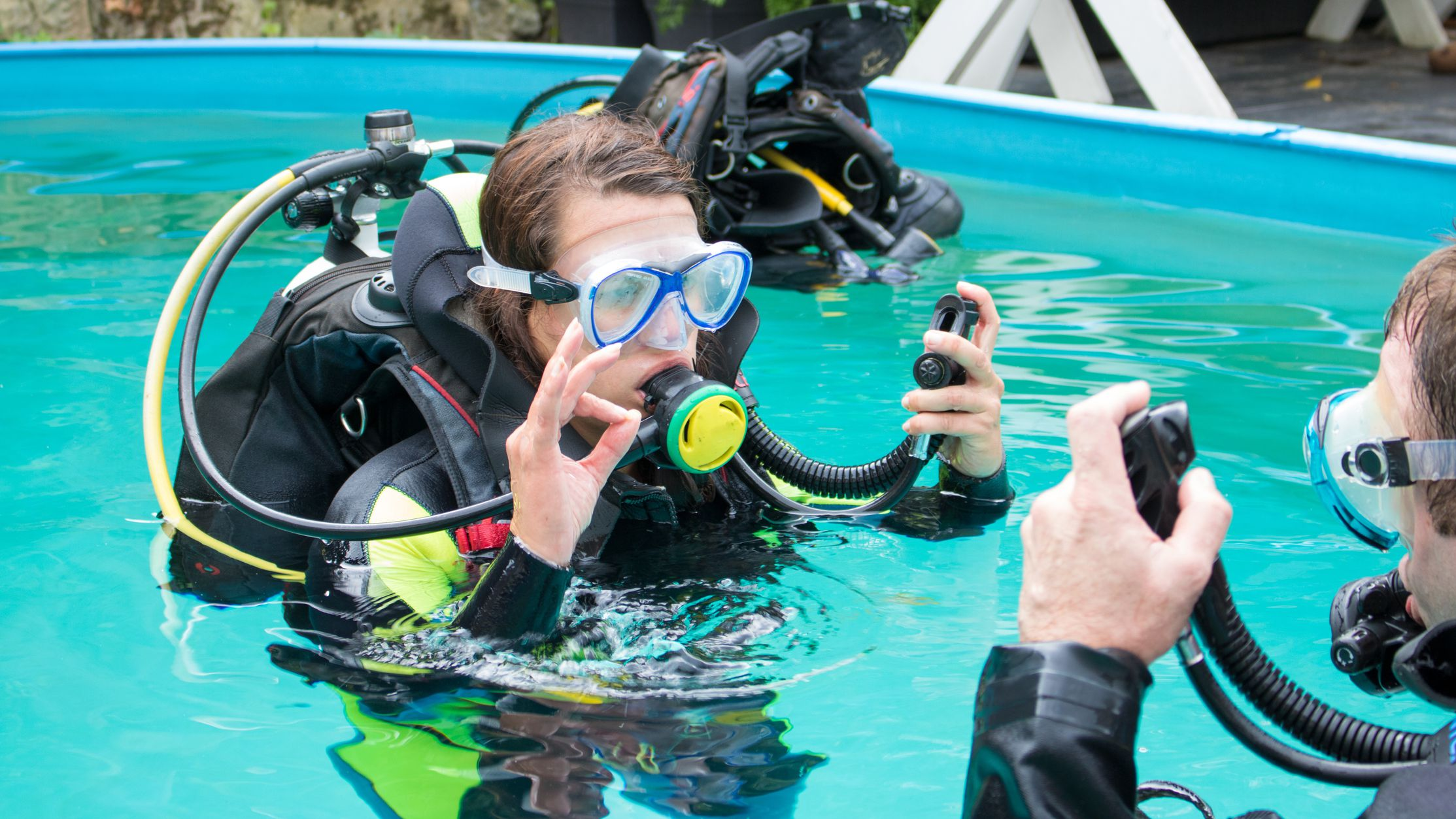 Referral Scuba Diving Certification For Open Water