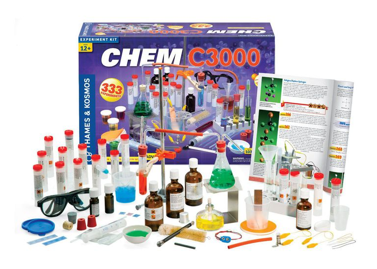 The 5 Best Chemistry Sets To Buy For Kids In 2018