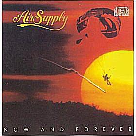 'Nyt ja ikuisesti', Air Supplyn 80-luvun kolmas albumi oli toinen valtava hitti.