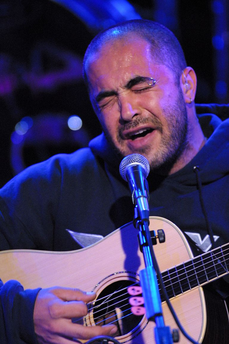 staind biography and profile