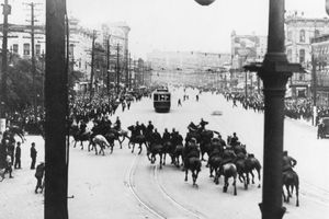 Royal North West Mounted Police operations in Winnipeg General Strike, 1919
