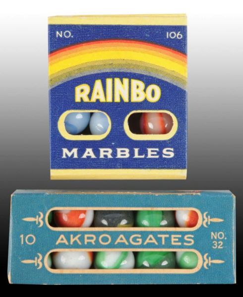 Pricing Collectible Marbles: Marble Pictures And Prices For Collectors