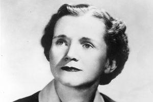 Rachel Louise Carson, 1951