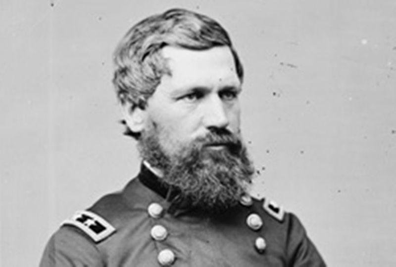 Major General Oliver O. Howard