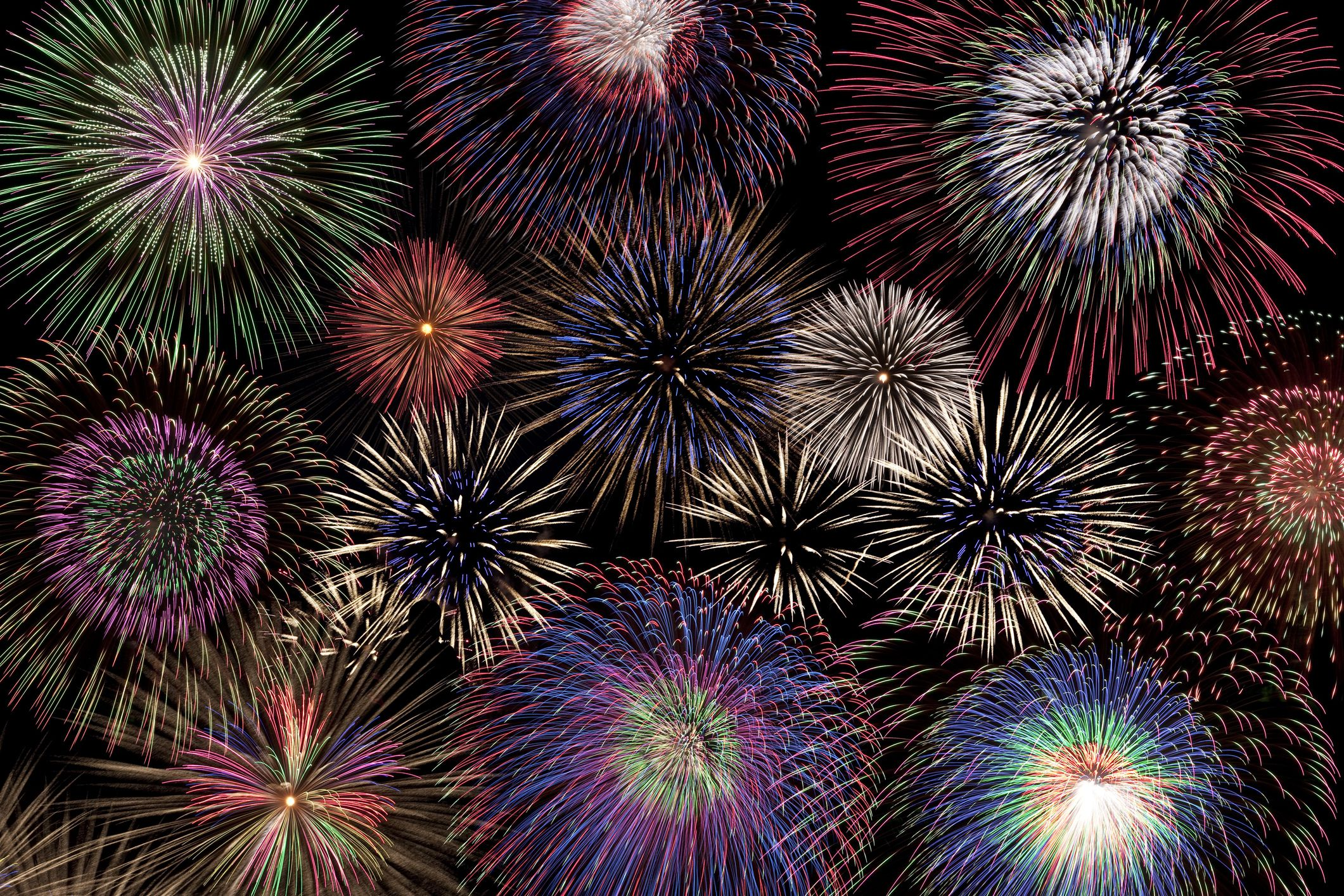 Chemistry Of Firework Colors Basics Electrical Firing And Pyrotechnics