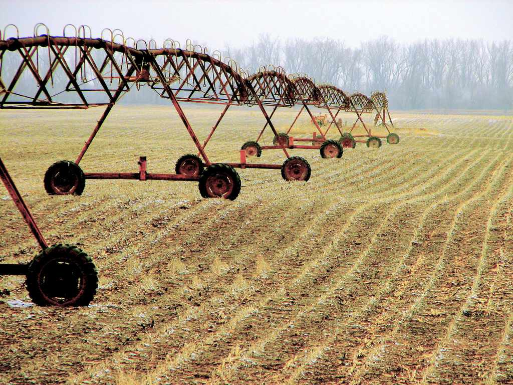 Nebraska irrigation system