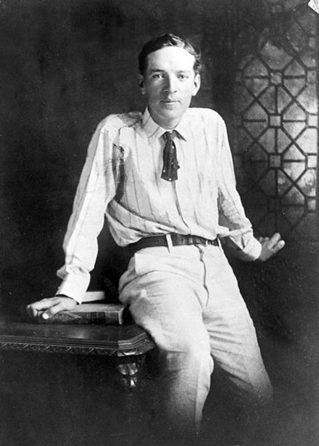 Upton Sinclair, Author of The Jungle and Muckraker