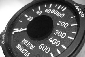 aircraft cabin altimeter