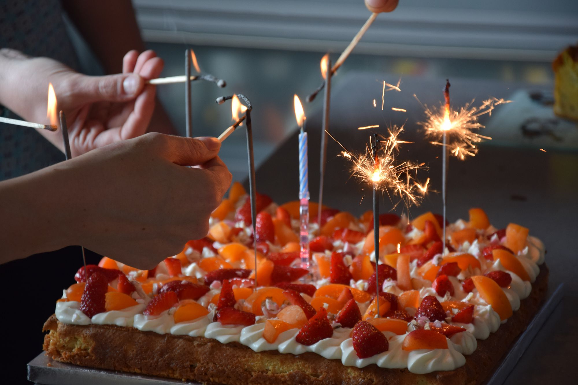 Bagaimana Ke Wish Seseorang Happy Birthday Di Perancis