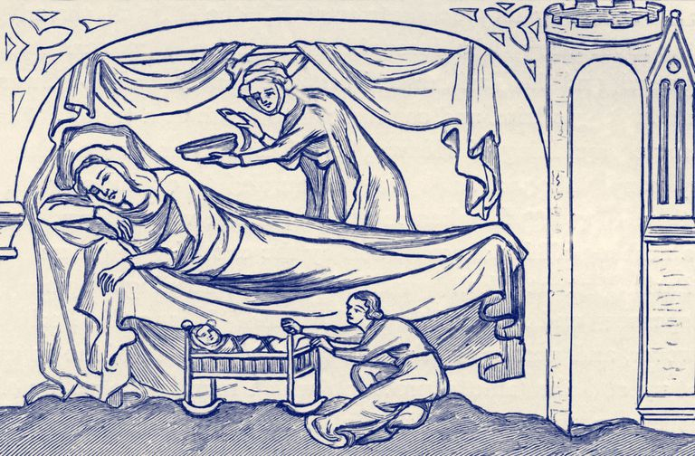 Surviving Infancy in the Middle Ages on