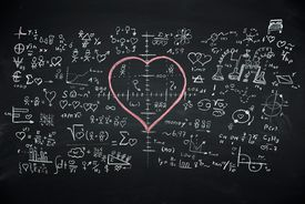 Love is a matter of chemistry!