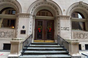 The Curtis Institute of Music in Philadelphia
