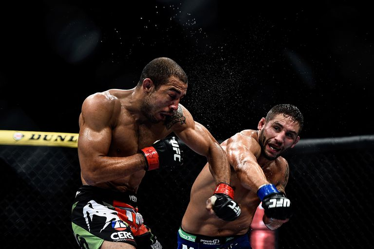 UFC 179: Aldo v Chad Mendes