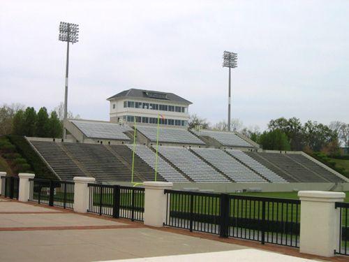 Wofford College Gibbs Stadium
