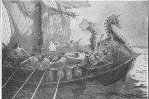 Hengist and Horsa Landing in England