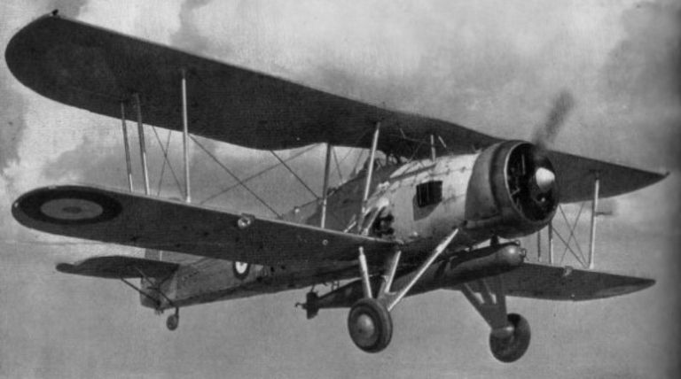 Royal Navy Fairey Swordfish