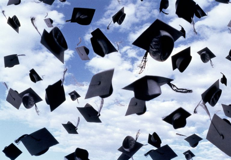 Top Ten Themes for Graduation Speeches