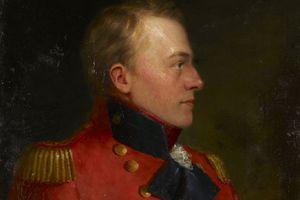 Sir Isaac Brock portrait.