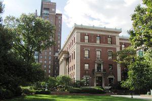 Barnard College campus