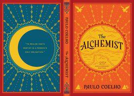 The Alchemist Cover 25 Anniversary