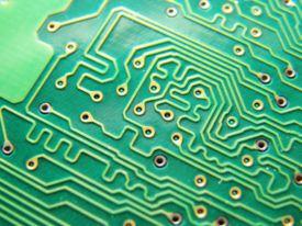 Silicon semiconductor.