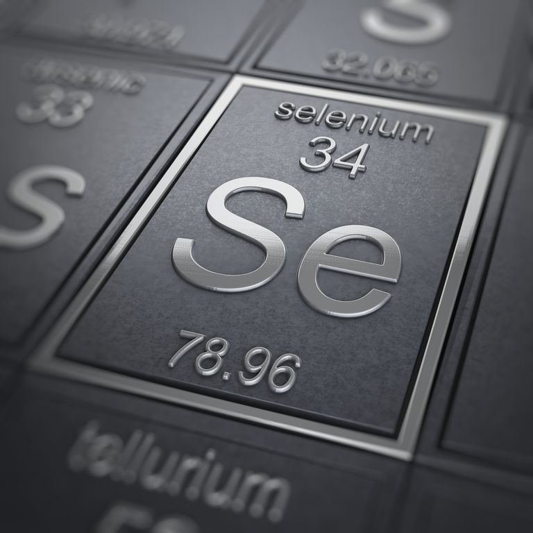 Selenium Facts Periodic Table Of The Elements