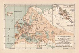 Schwazen Todes map