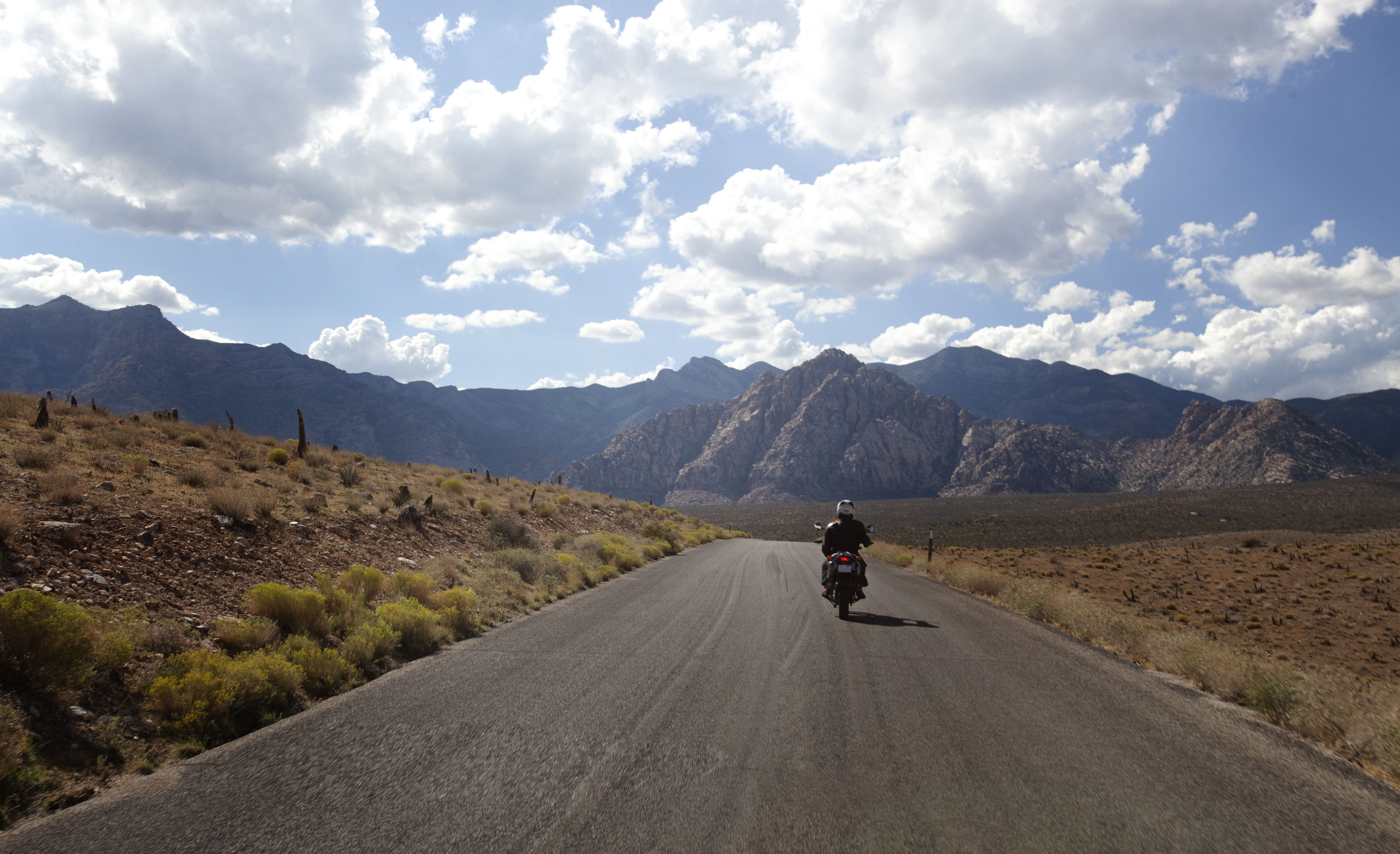 motorcycle open road ride rider motorbike reasons monk russell getty