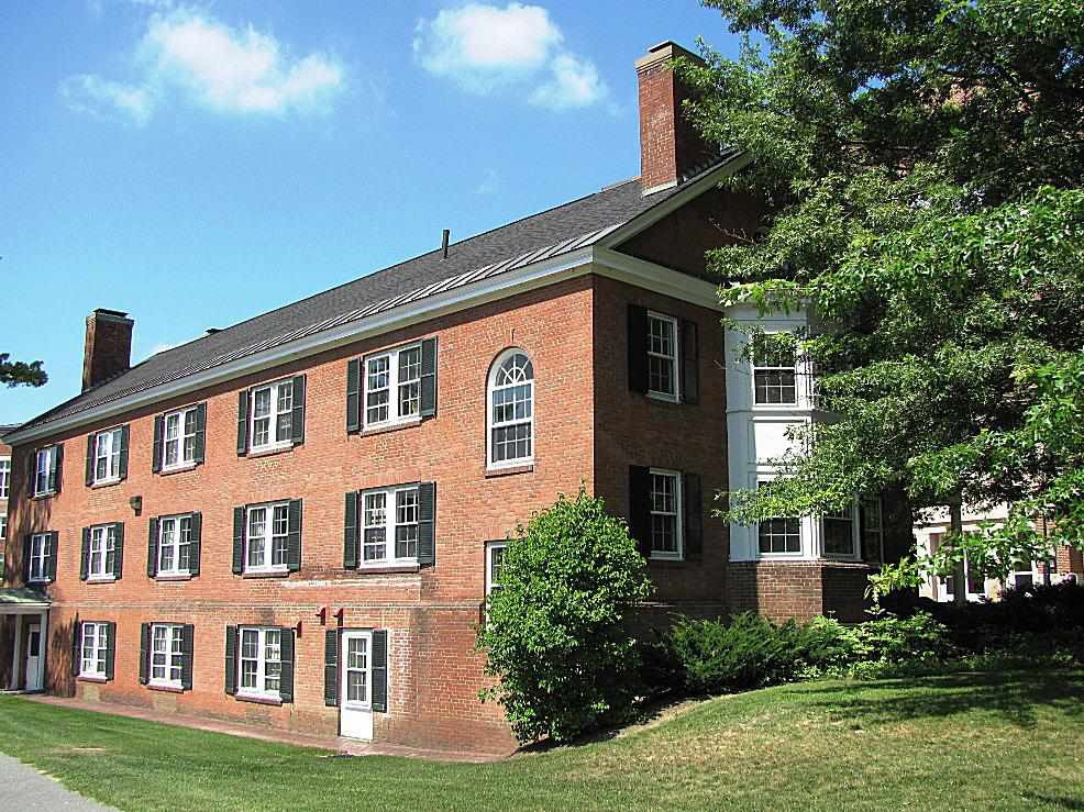 Raven House at Dartmouth College