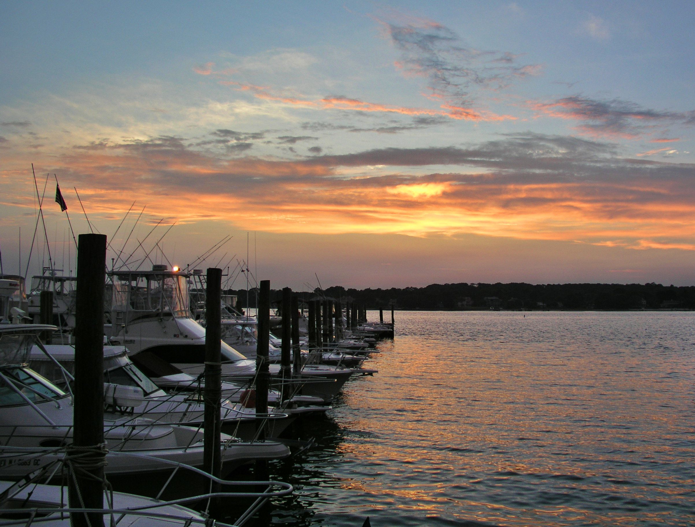 Boat Slip Terminology and Use
