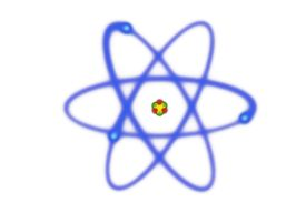 An atom must contain at least one or more protons. Most atoms