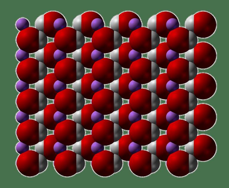 Lithium hydroxide