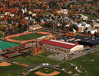 St. Lawrence University - Athletic Facilities