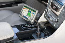 Arkon GPS Car Mount for Garmin nuvi