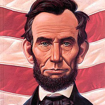Cover art of Abe's Honest Words: The Life of Abraham Lincoln by Doreen Rappaport and Kadir Nelson