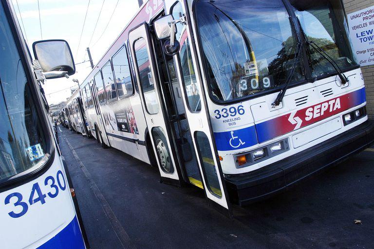 Public transit buses