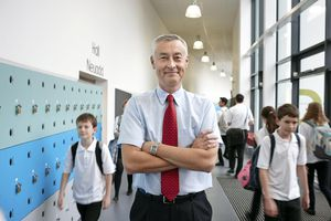 new school principal