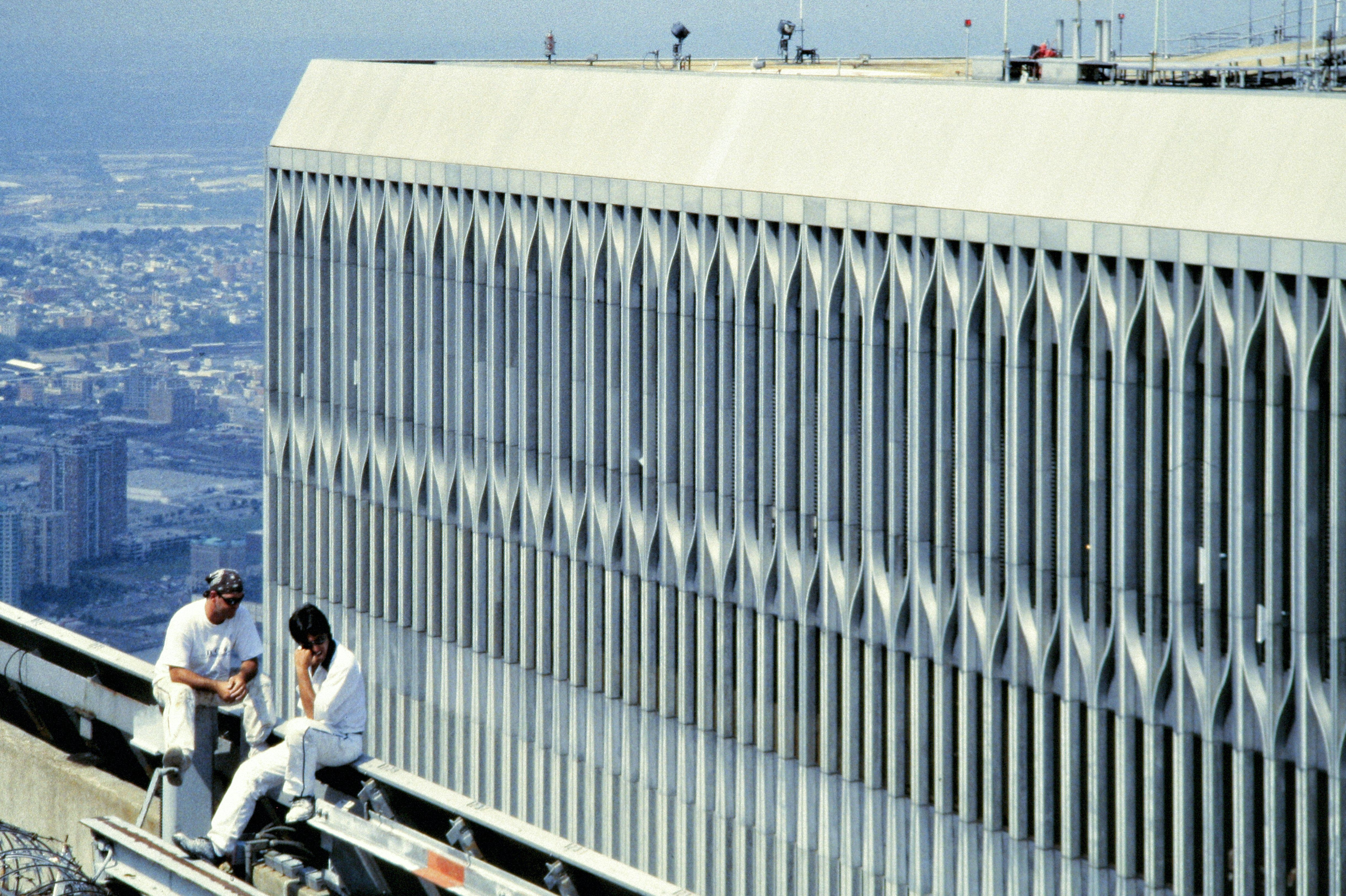 The World Trade Center Before The 9 11 Attacks