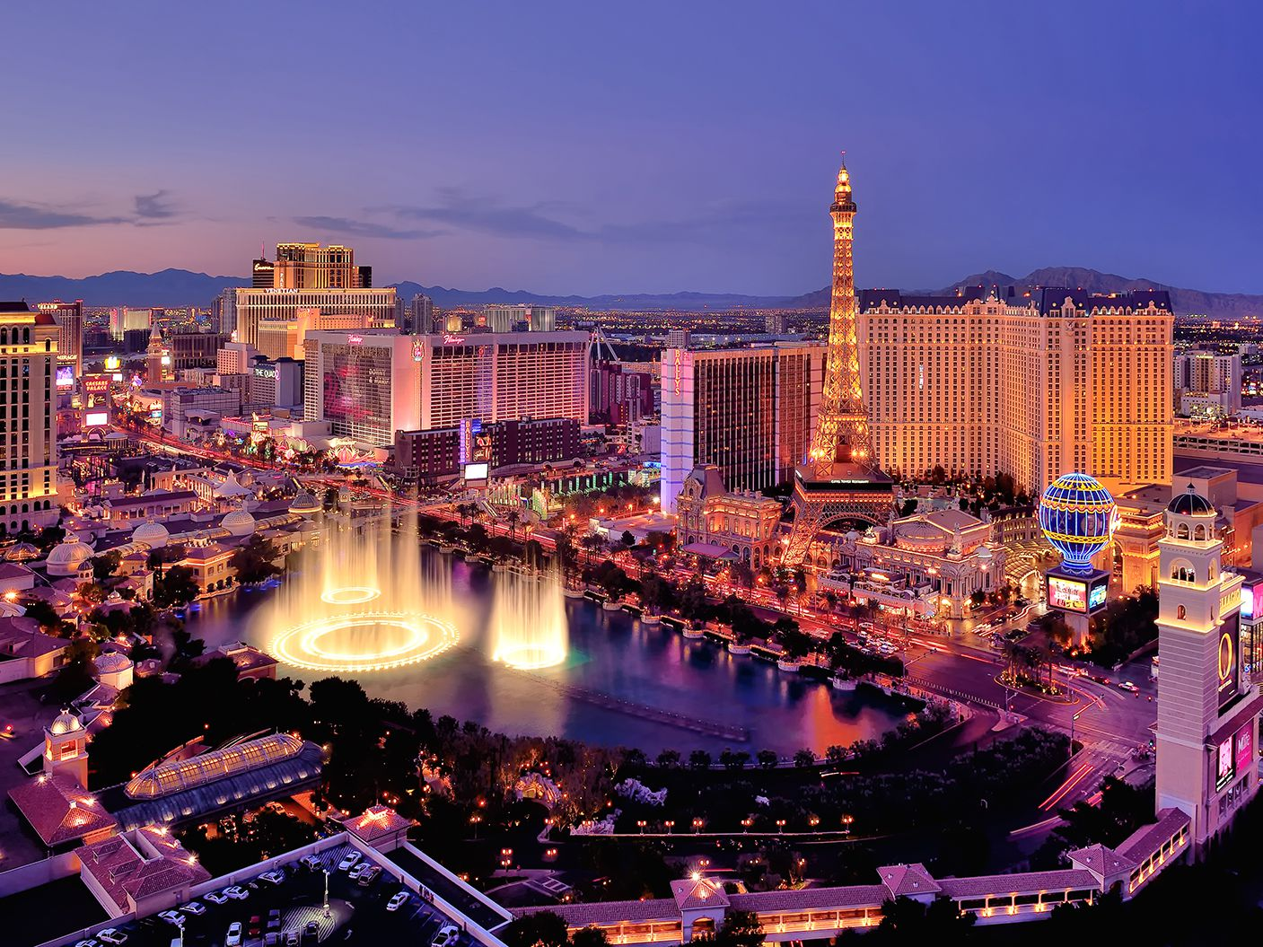 10 Fast Facts about Sin City