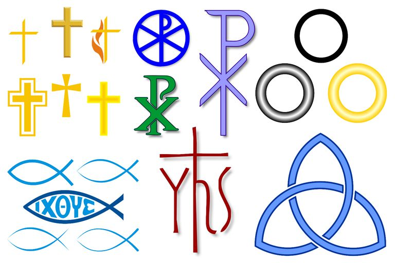 Take An Illustrated Tour Of Christian Symbols