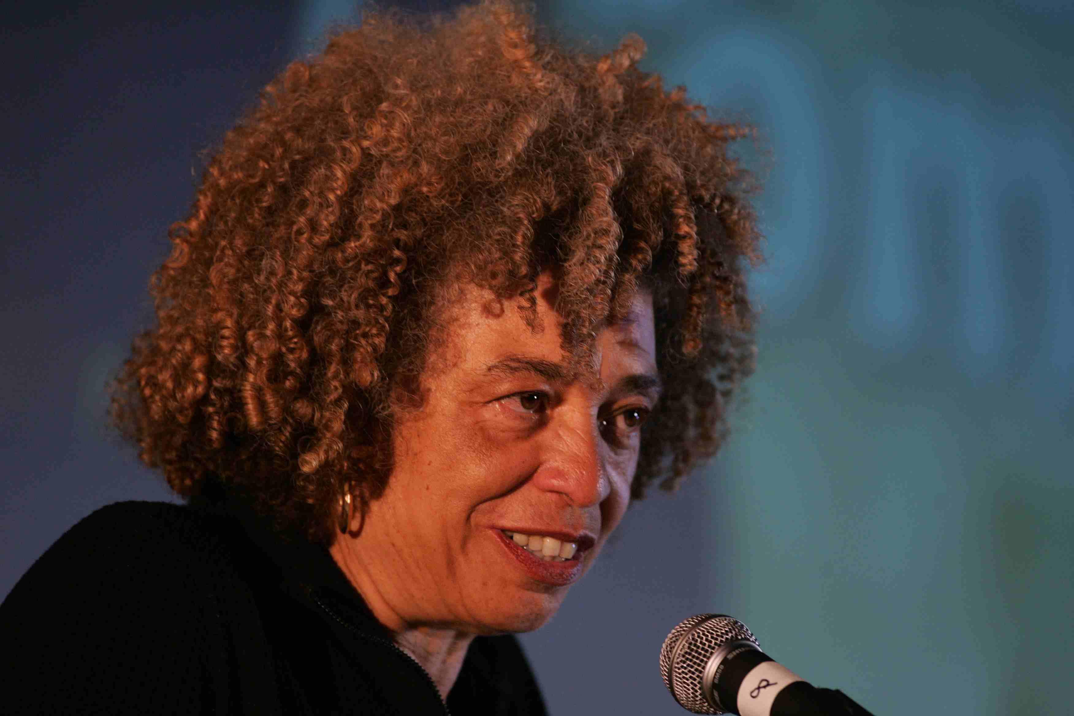 Angela Davis, 2007