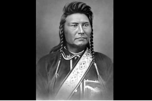 Chief Joseph portrait