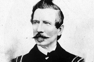 Raphael Semmes during the Civil War