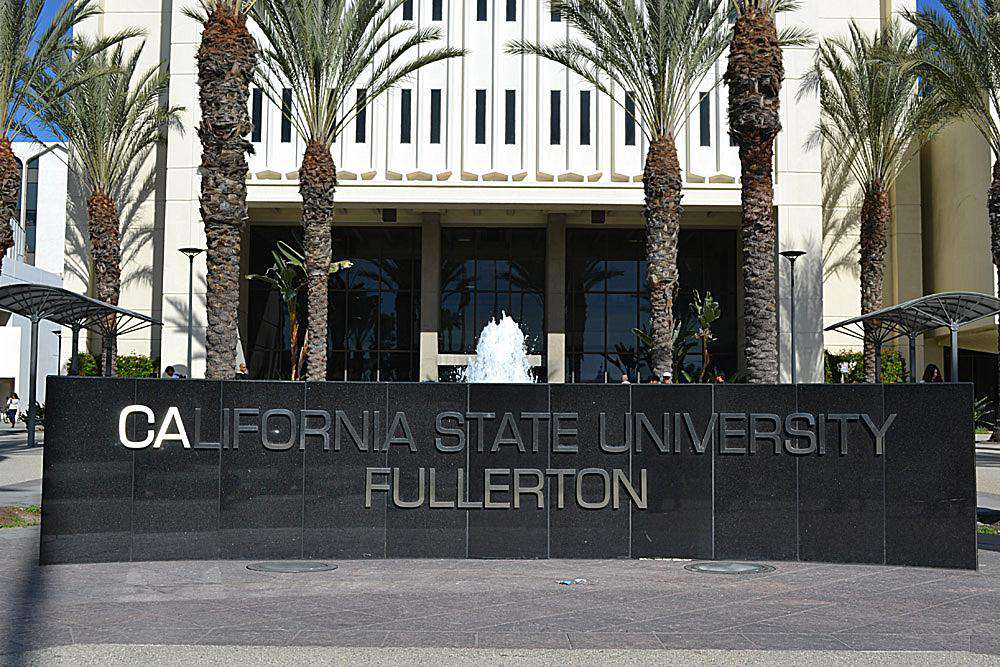 Cal State University Fullerton Tour