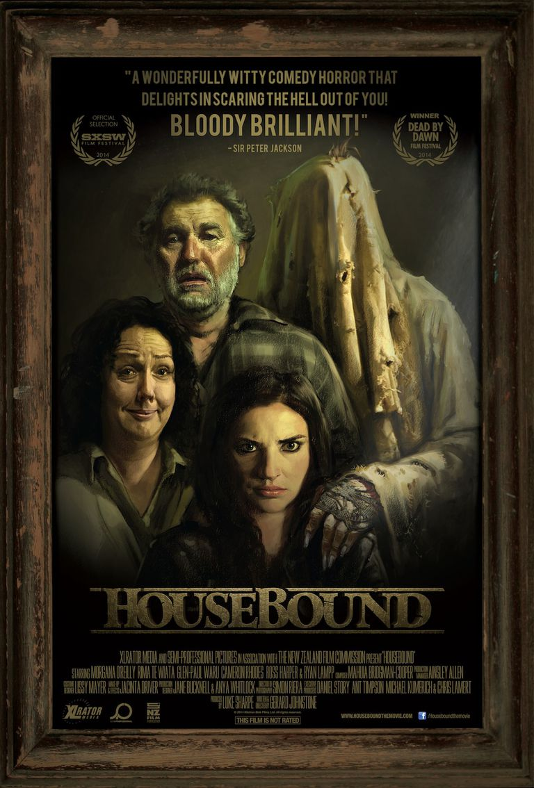 'Housebound' movie poster