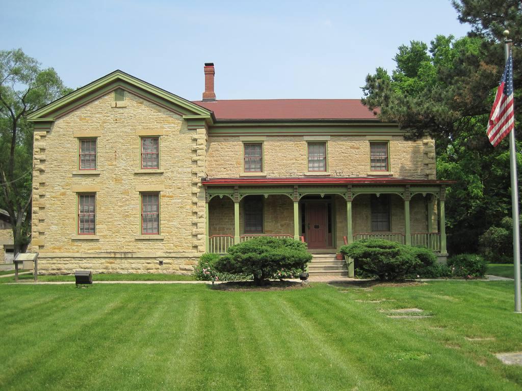 Fitzpatrick House an der Lewis University