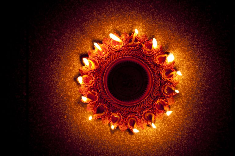 Belated happy deepawali